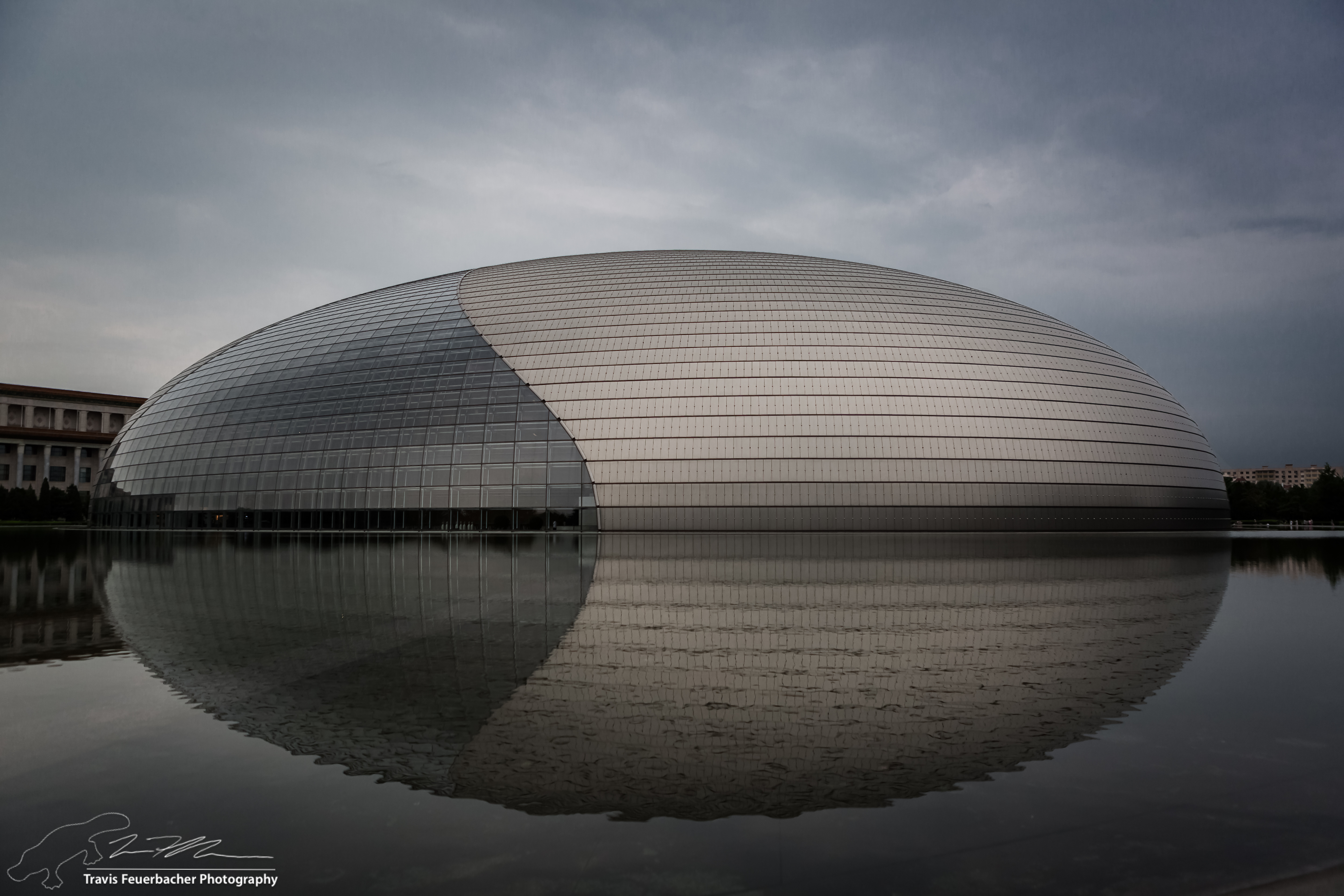 National centre for performing arts beijing travis for National centre for the performing arts architecture